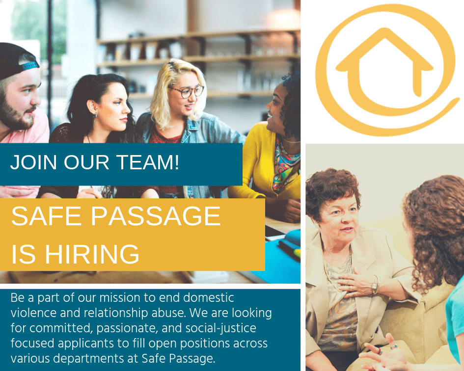 Safe Passage is hiring